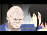 [PuzzleSubs] Kiitarou Shounen no Youkai Enikki - 07 [1080p]