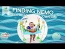Disney Baby FINDING NEMO Sea of Activities Jumper from Bright Starts