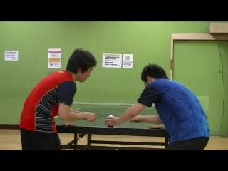 Шикарные пинг-понг трюки