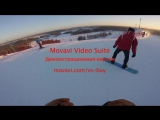SNOWBOARDING Go Pro HD