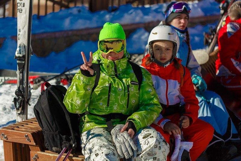 Ну курорте «Архыз» снизили цены на ски-пассы