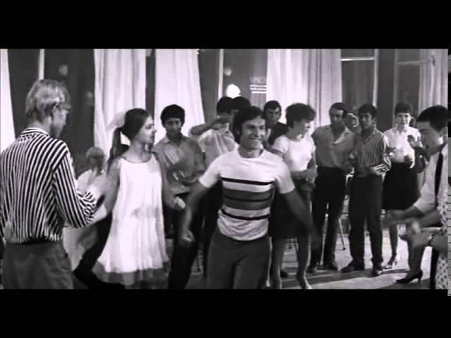Танец из фильма Влюблённые Э Ишмухамедов 1969