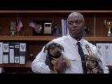 Бруклин 9-9 новый сериал на Paramount Comedy!