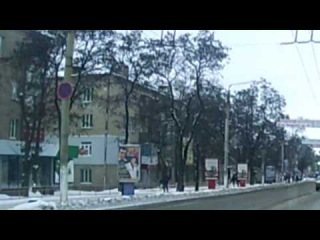 Дорожные знаки в Краматорске....или бесполезные таблички!
