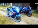 Встреча Kawasaki ZZ R600 Барановичи и Kawasaki ZZ R600 Ганцевичи 19 06 2016