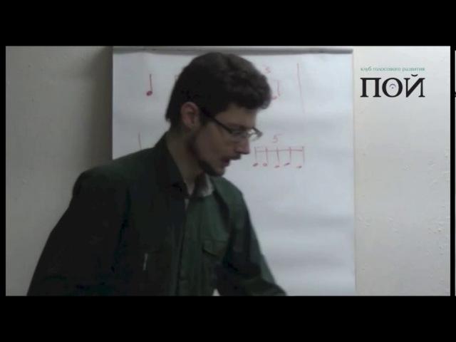 Триоли квинтоли септоли как в них не путаться Оживляя нотный текст мастер класс В Жданова