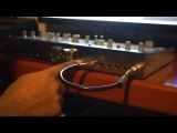 Electribe Emx1 tube replacement and calibration process