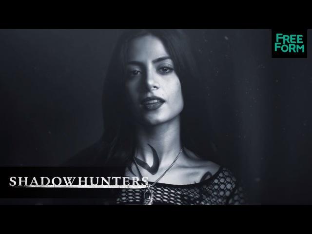 Shadowhunters | Season 2 Character Promo Izzy | Freeform