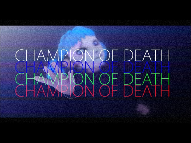 【MMD】Champion Of Death【Sally Face】