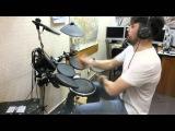 сектор газа казачья - на барабане (drum cover)