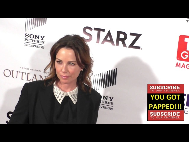 Maxim Roy at the TV Guide Magazine Celebrates STARZ's Outlander at Pailhouse in West Hollywood