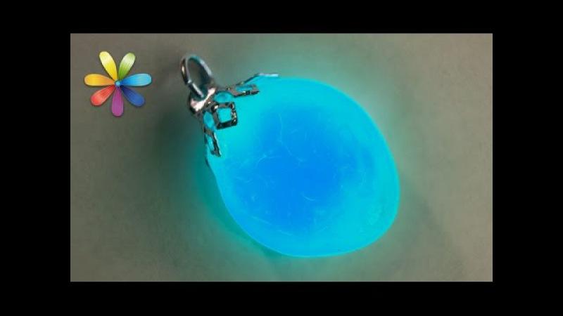 Светящийся кулон: волшебное украшение от Оли Волковой – Все буде добре. Выпуск 914 от 15.11.16