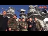 Россия. Щит и Меч. Война с терроризмом. Сирийские военные посетили российскую эскадру с благодарственным визитом.