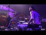 Remo + Travis Barker Goldfinger 99 Red Balloons - Musink 2017