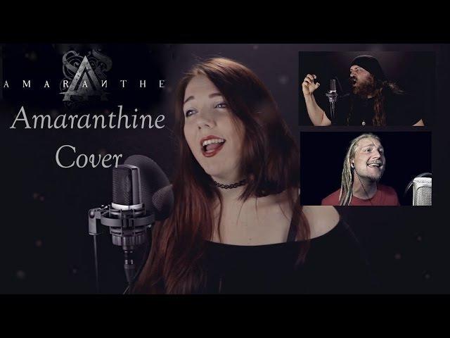 Amaranthe - Amaranthine (Cover by Alina Lesnik feat. Rob Lundgren and Marco Paulzen)