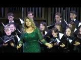 Ольга Сергеева, Камерный хор московской консерватории - Не отрекаются любя