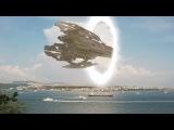 UFO mothership arrives in Turkey through Interdimensional Portal ! Nov 2016