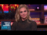Kate Upton Talks Fianc