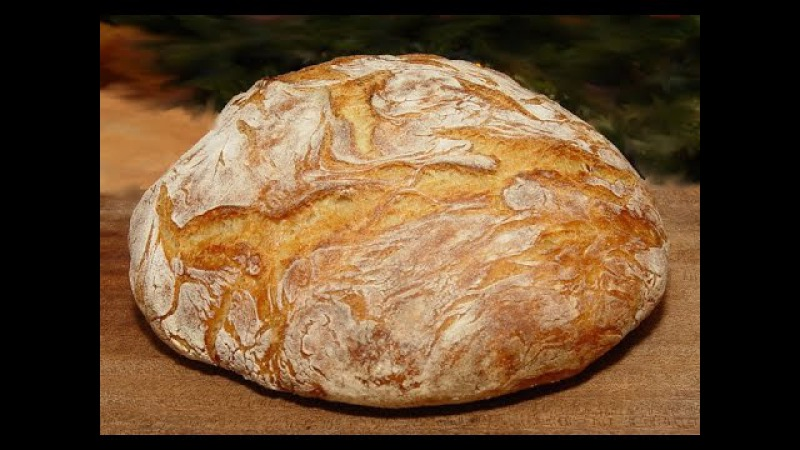 Кухня Как приготовить хлеб в домашних условиях