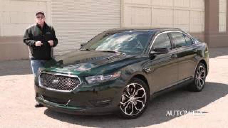 2013 Ford Taurus SHO review - Autoweek Drives