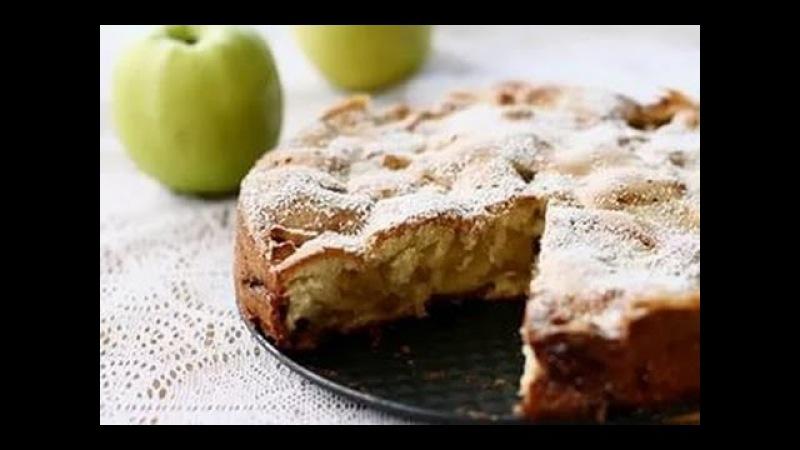 НЕМНОГО УГАРА КУХАРИМ Шарлотка классическая с яблоками смотреть онлайн без регистрации