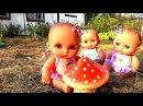 Мультик про кукол Куклы ляли говорящие для девчонок как настоящие живые дети шевелятся играют ходят
