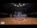 UNITED BIT GIRLS JUNIOR CREW HIP HOP INTERNATIONAL RUSSIA 10th ANNIVERSARY