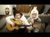 Hcube wiv J Rabbit -
