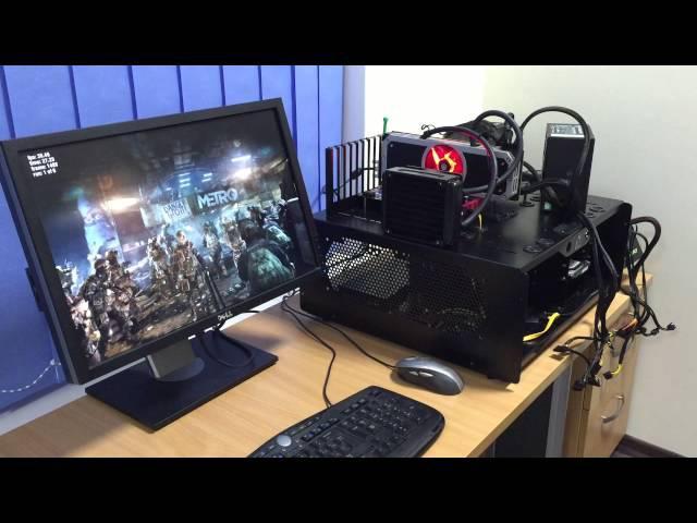 Практический тест блоков питания GameMax GM-600, GM-700, GM-800, GP-650 со сверхмощной видеокарт...