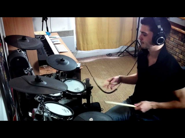 The kill HD - 30 seconds to mars - Drum cover by Adrien