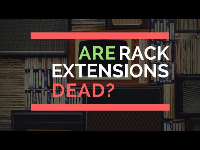 Will Reason VSTs kill Rack Extensions in Reason 9.5?