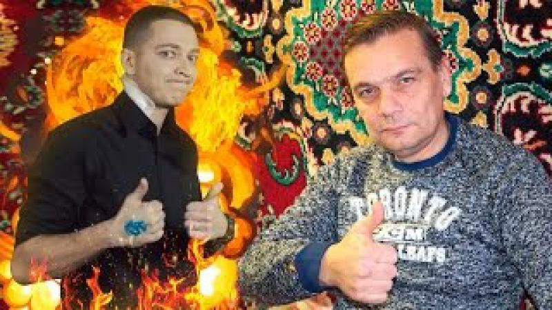 Реакция ПАПЫ на ВЕРСУС Oxxxymiron vs Johnyboy (2 Round)