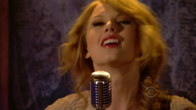 Taylor Swift - Mean - ACM Awards 2011