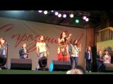 День города Щёлково - 2016 концерт (Полина Смолова и детский коллектив