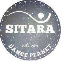 Логотип Школа танца Студия танца Ситара 7 лет в Тюмени