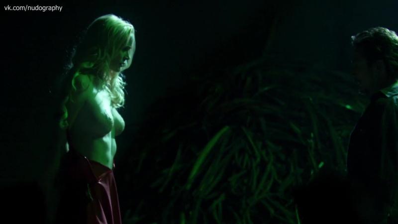 Хелена Мэттссон (Helena Mattsson) с голой грудью и попой - Особь: Пробуждение (Species: The Awakening, 2007, Ник Лион) 1080p