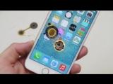 Экспериментатор. iPhone 6 против раскаленных шариков