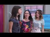 Violetta׃ Las chicas cantan en italiano (Temp 2 - Ep 32)