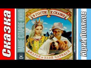 Андрей и злой чародей (1981) Семейный, Сказка, Советский фильм