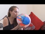 kat jones - Blowing Up Marble Balloons
