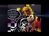 ПРЕВРАЩЕНИЕ в СПРИНГТРАПА - Five Nights At Freddys 3 КОМИКС #4