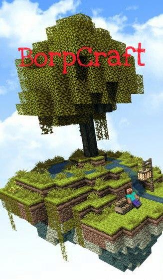 Приглашаю тебя посетить один из лучших проектов - BorpCraft