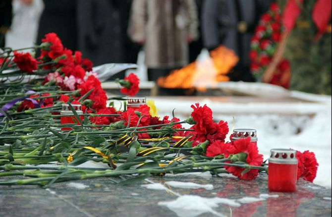 В Калужской области прошла патриотическая акция