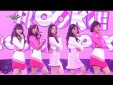 170224 Red Velvet - Rookie @ KBS Music Bank
