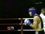Сергей Ковалев-Кристофер Доунс.матчевая встреча Россия-сша 2008 .Sergey Kovalev -amateur