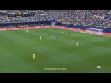 Вильярреал 0-2 Алавес. Обзор матча