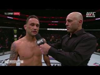 UFC 211: Интервью Френки Эдгара [RUS]