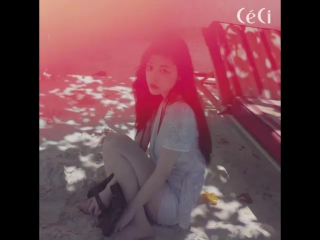 CeCi Photoshoot BTS (170517)