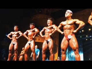 The 6th International Sanya Bodybuilding & Fitness Bikini Contest