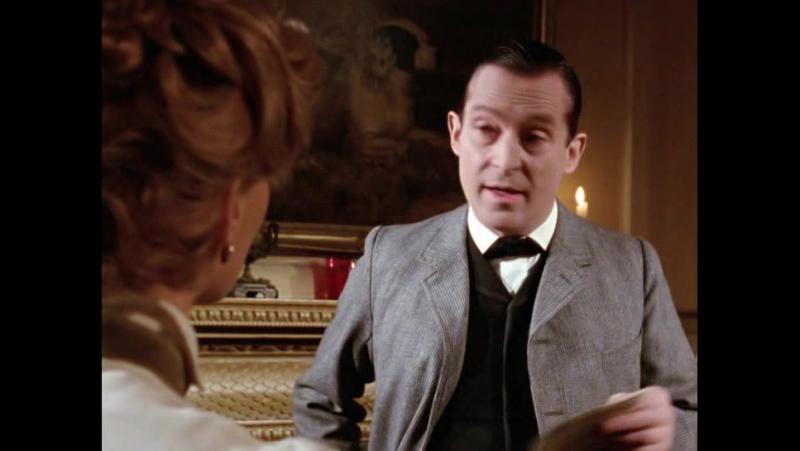 Возвращение Шерлока Холмса.Человек с рассеченной губой(Англия.Детектив.1986)